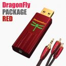 AudioQuest DragonFly Red + Golden Gate