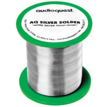 AudioQuest zilver soldeer