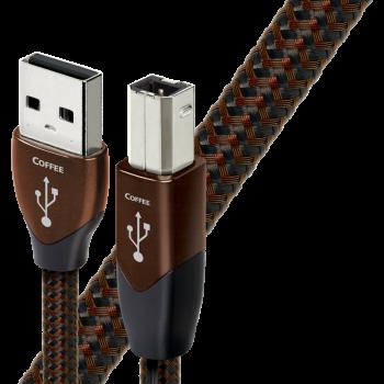 AudioQuest Coffee USB (A-B)