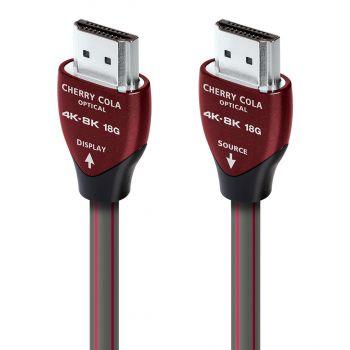 AudioQuest HDMI Optical Cherry Cola 4K+8K Ultra HD