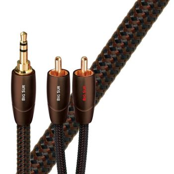 AudioQuest Big Sur mini-RCA