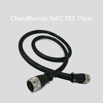 ChordBurndy NAC 552 19pin