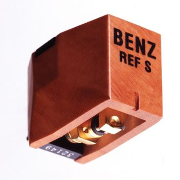 Benz Micro Reference-S Silver