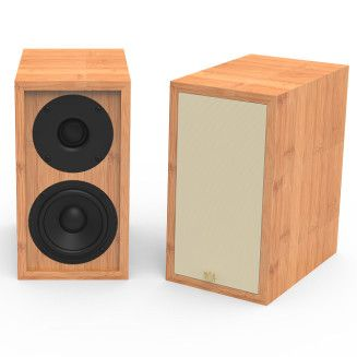 iFi audio Retro LS3.5 luidsprekers