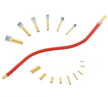 WBT-0442 koperen kabelschoentjes (2,5 mm²)