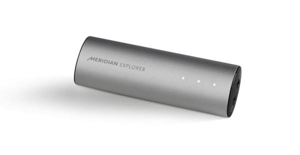 Meridian Explorer da-converter