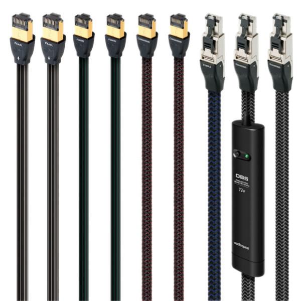 AudioQuest Ethernet kabels