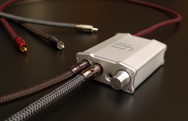 AudioQuest River, iFi nano iDSD