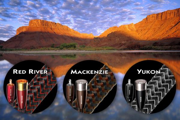 AudioQuest Rivers interlinks