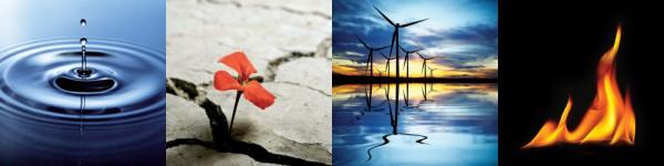 Water - Earth - Wind - Fire