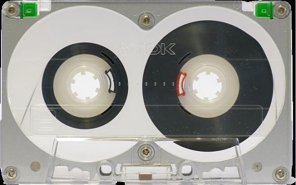TDK-MA-R cassettebandje