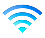 Apple Airport WiFi icoon