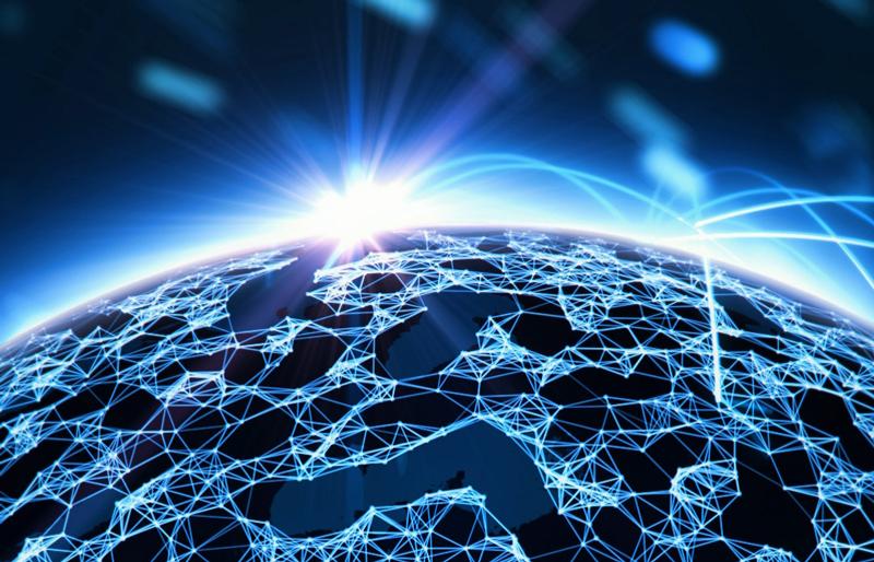 Bedraad Netwerk Voor Streaming
