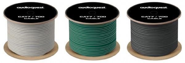 AudioQuest CAT700 netwerkkabels - Pearl - Forest - Carbon