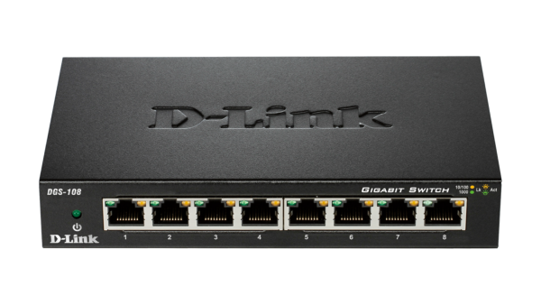 D-Link-switch