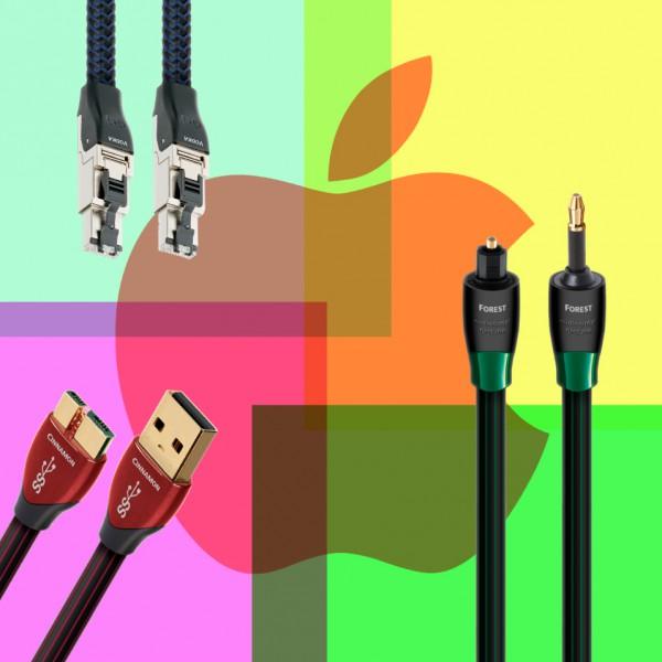 AudioQuest kabels voor je Mac mini (Mac mini review)