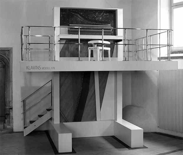 Klavins Modell 370 - foto: Klavins Piano Manufaktur (bewerkt)