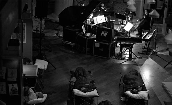 De live uitvoering voor BBC3 op 27 september 2015. Foto: classicalmusicmagazine.org