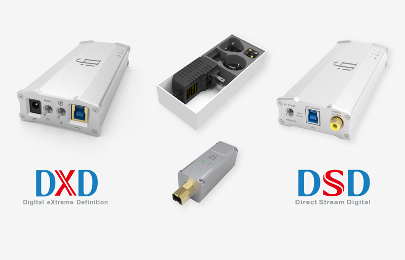 iFi iPower, iPurifier2, iDAC2 en iUSB3.0 - review