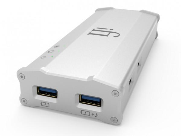 iFi Micro iUSB3.0 Power Supply & Data Optimizer inputs