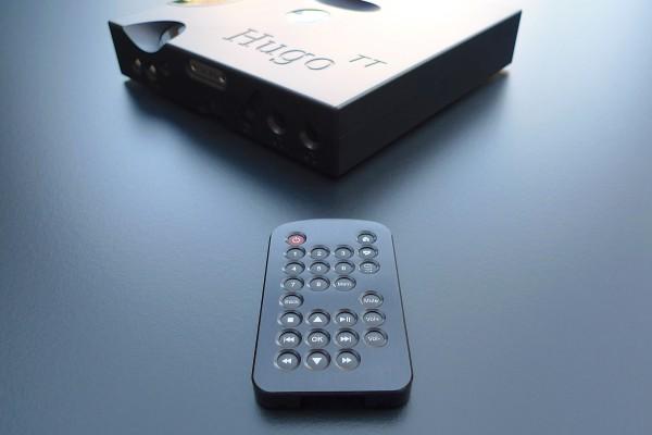 Chord Hugo TT remote