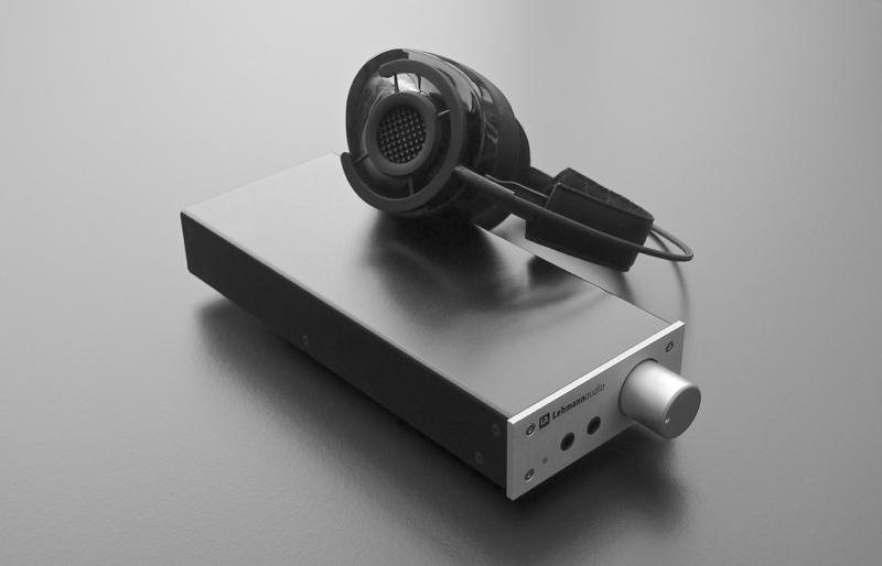 Lehmann Linear D hoofdtelefoonversterker - review