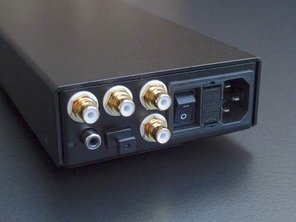 Lehmann Linear D inputs and outputs