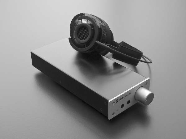Lehmann Linear D and AudioQuest NightHawk