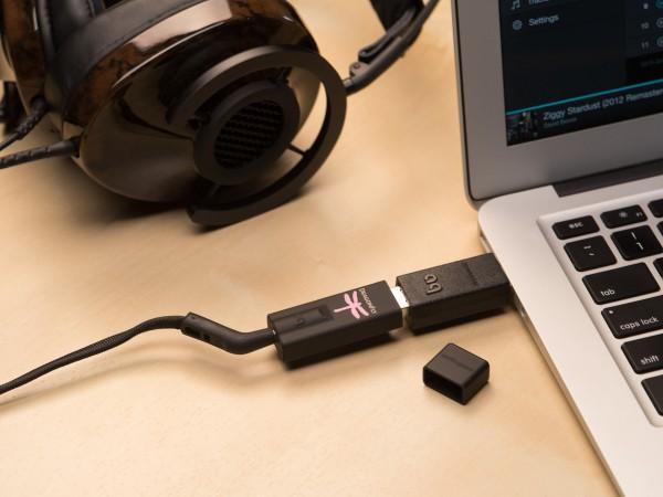 audioquest dragonfly black en red, macbook pro, imac, mac,