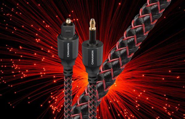 audioquest optical cinnamon toslink