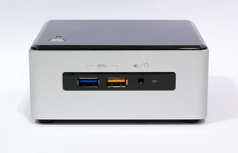 Intel NUC als Audio Streamer