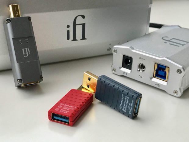 iFi USB Accessoires