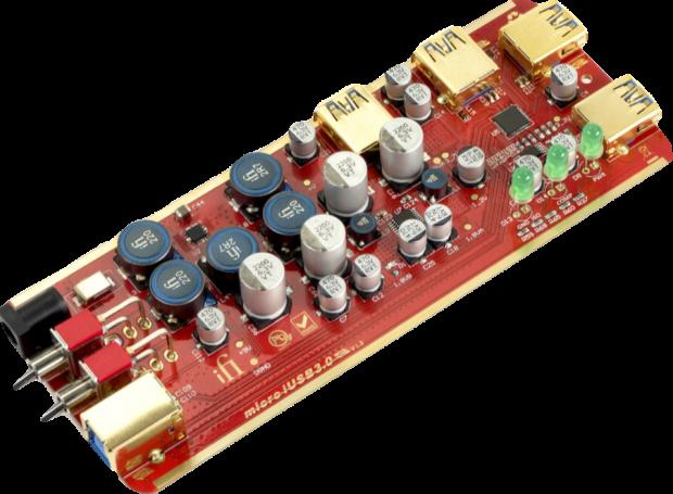 iFi USB Accessoires - iFi micro iUSB3.0 board