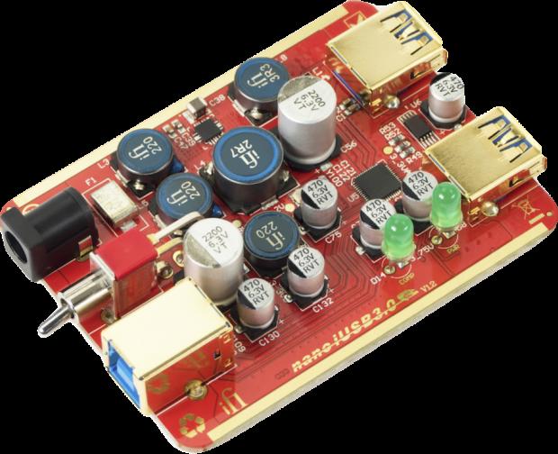 iFi USB Accessoires - iFi nano iUSB3.0 board