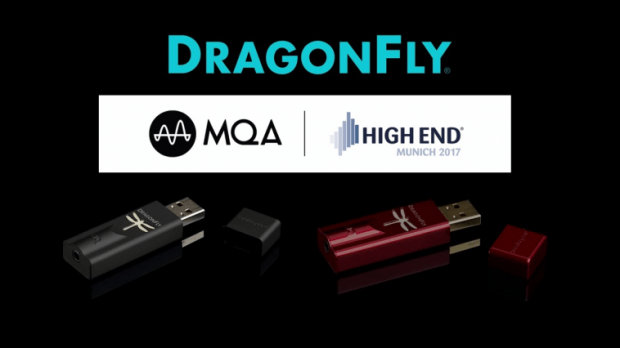 AudioQuest DragonFly Black Red MQA