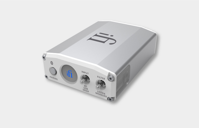 iFi nano iOne Bluetooth DAC - review