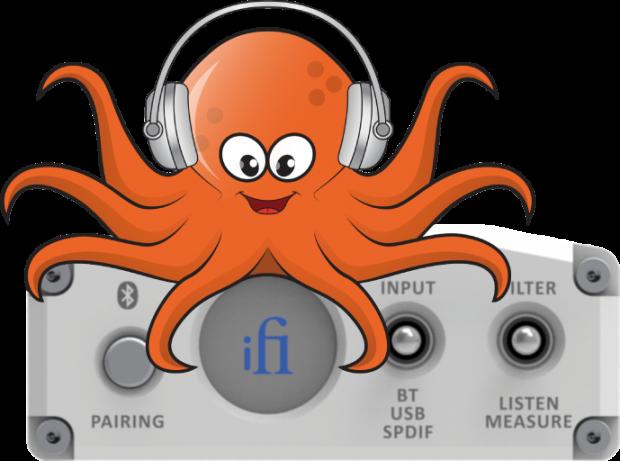 iFi Audio Octopus
