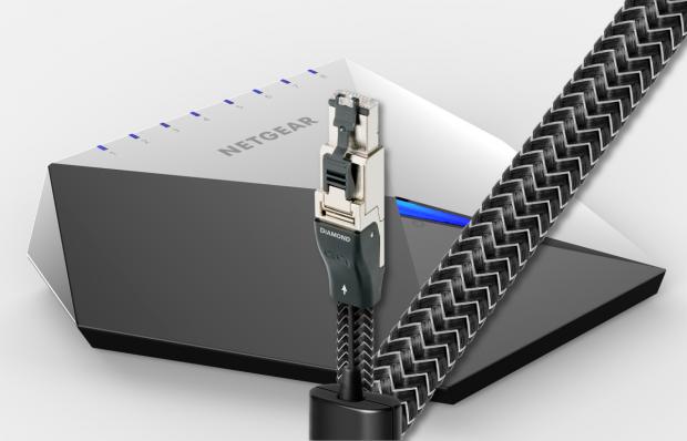 Neatgear, 8000, AudioQuest, Diamond, Cat7, RJ/E, netwerkkabel,