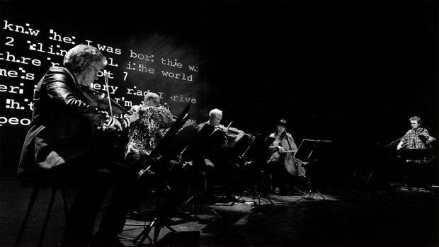 Laurie Anderson, Kronos Quartet, Landfall