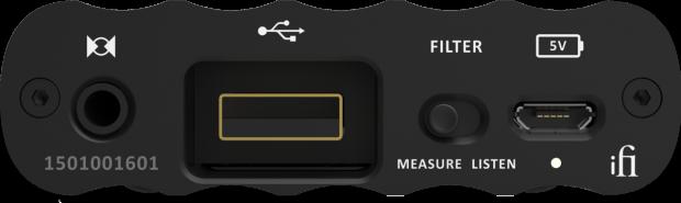 iFi xDSD back inputs