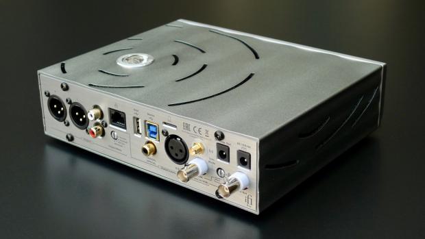 iFi Pro iDSD inputs