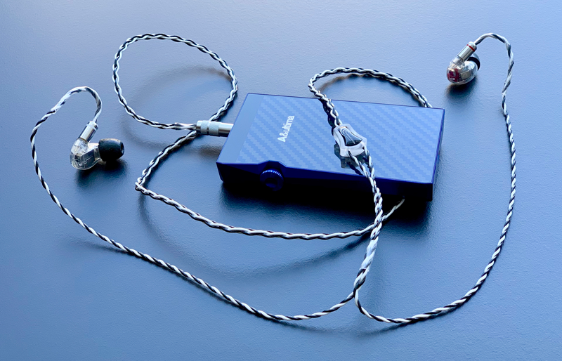 Crystal Cable Portable - review