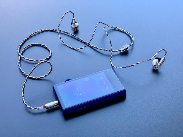 Crystal Cable Portable Duet Astell Kern SP1000M