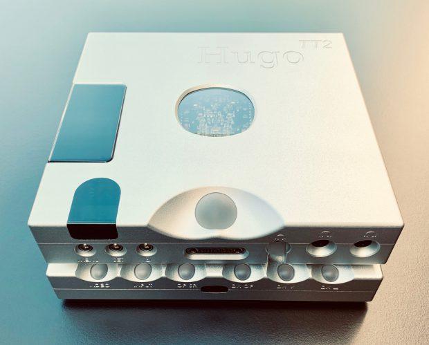 Chord Hugo M Scaler + Hugo TT 2
