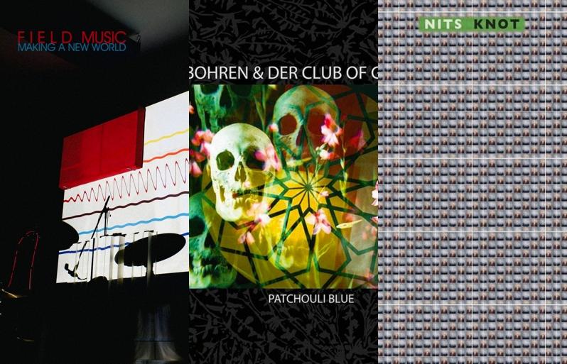 Field Music, Bohren & Der Club Of Gore en Nits