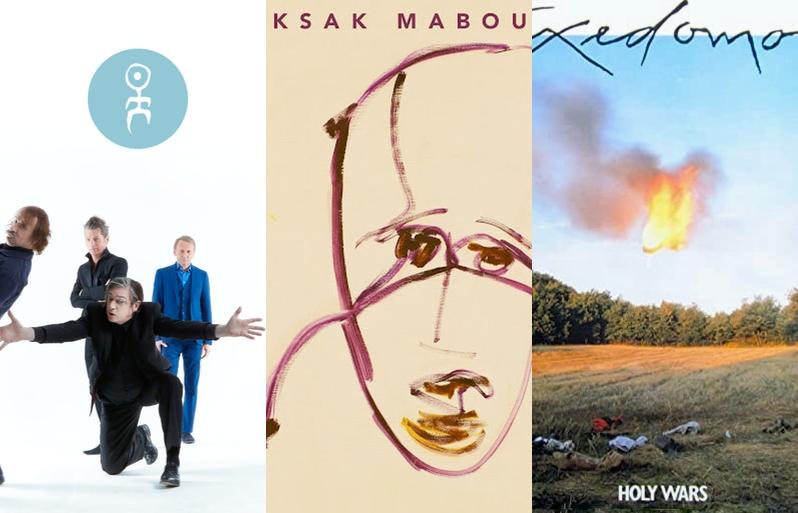 Einstürzende Neubauten, Aksak Maboul en Tuxedomoon