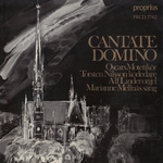 Cantate Domino - art's excellence 2020